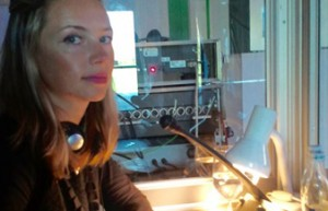 Tatiana Kovalenko interpreting