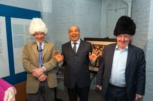 February 2014 Irish Revenue Museum has no problems communicating with Revenue Museum of the Republic of Azerbaijan