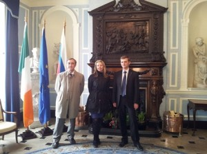 May 2012 Russian Federation - Ireland Intergovernmental Comission